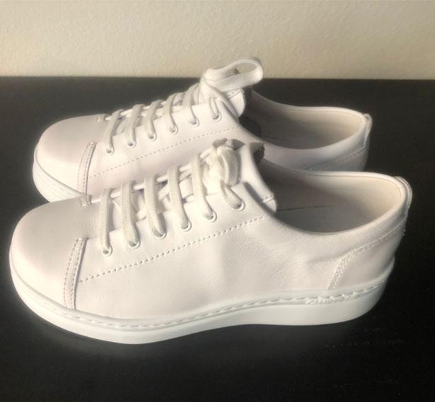 scarpebianche